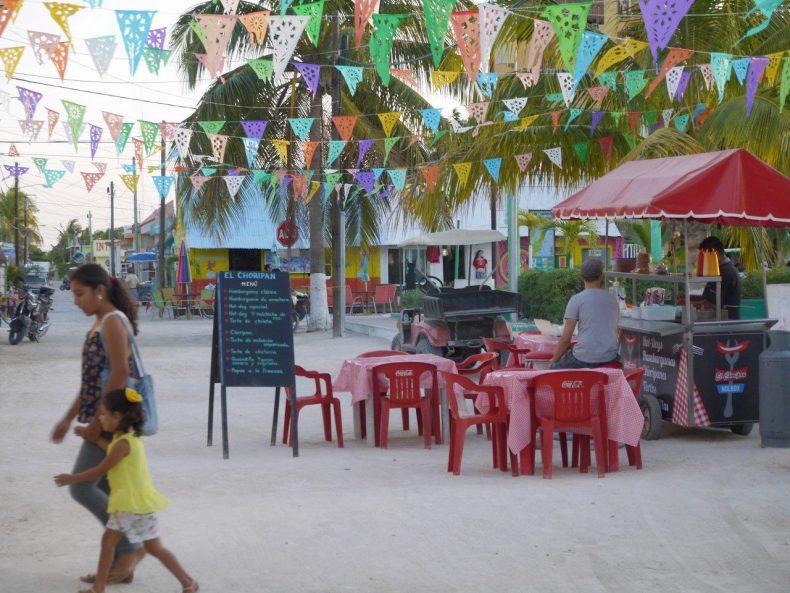 isla holbox streetfood