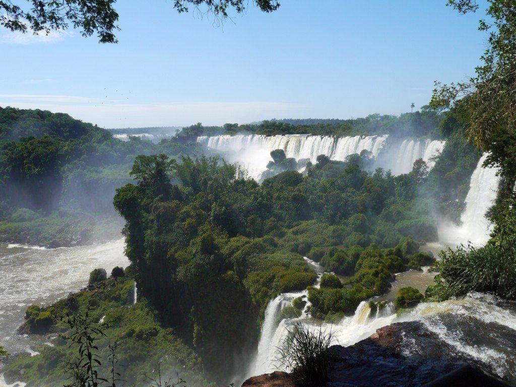 Watervallen van Iguacu