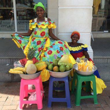 Nieuwkomer Colombia: met stip op nummer één
