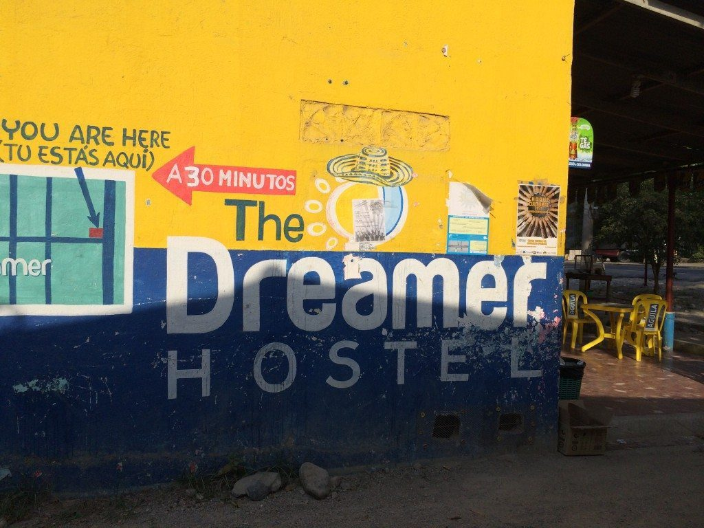 The Dreamer hostel, Colombia