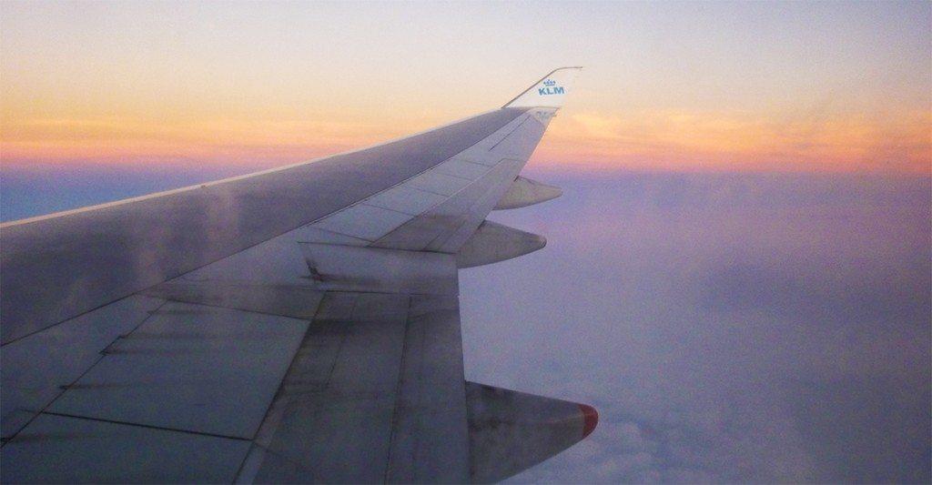 voordelig reizen met vliegtuig