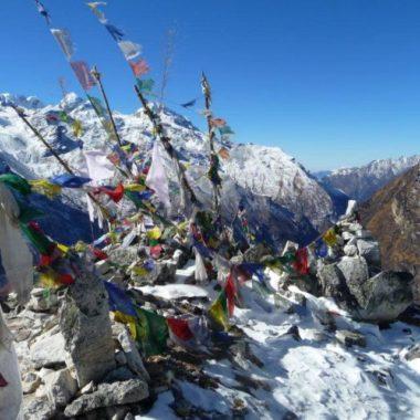 Een indrukwekkende trekking in Nepal