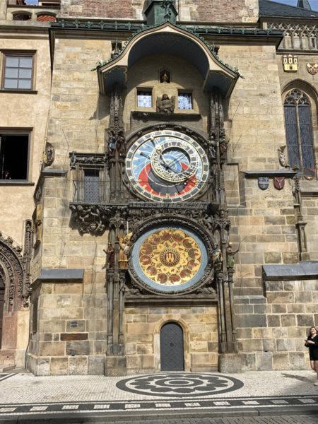 astronomische klok Praag bezienswaardigheden