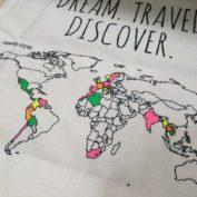 Colour your world tas diverse kleuren