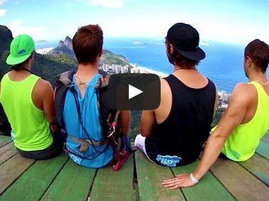 Kippenvel: inspirerende filmpjes van wereldreizigers
