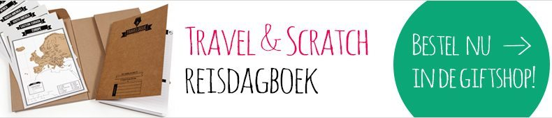 travel kras reisdagboek