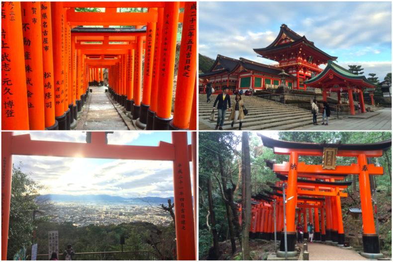 Kyoto-tempel-Fushimi-Inari-Taisha-Japan