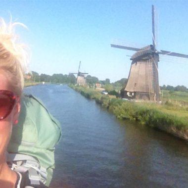 Achter de schermen: Annemarie wordt digital nomad
