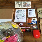 Uitzwaaibox plusbox met tasje