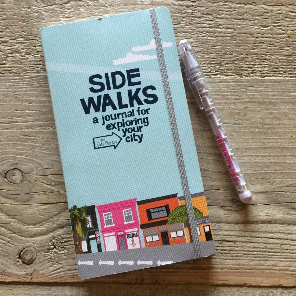 Side walks: city travel journal