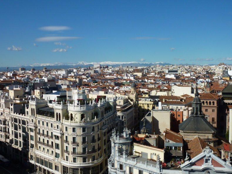 stedentrip-Madrid