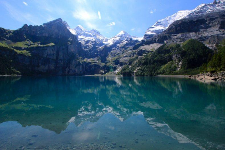 Oeschinensee, Zwitserland