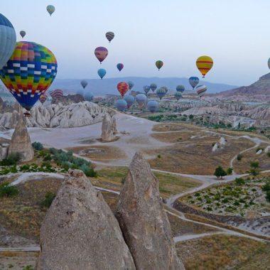 Bucketlist: ballonvaart over Cappadocië