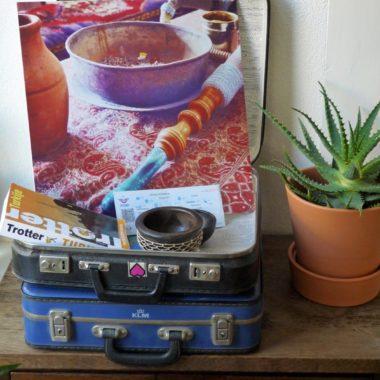 DIY souvenirs en reisfoto's in je interieur