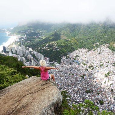 Rio de Janeiro van boven