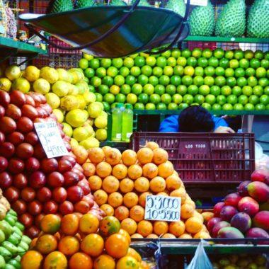Het lekkerste fruit van Zuid-Amerika