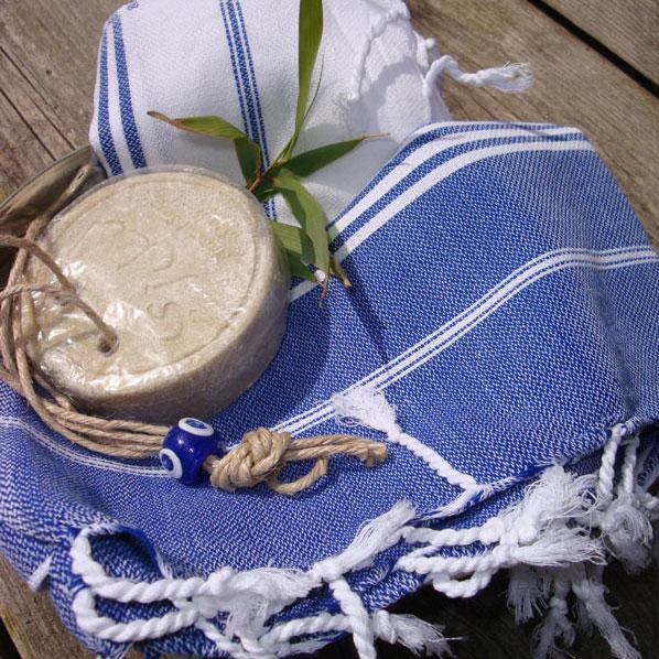hamamdoek-zomer-xs-blauw-wit