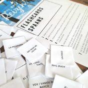 Spaans leren flashcards