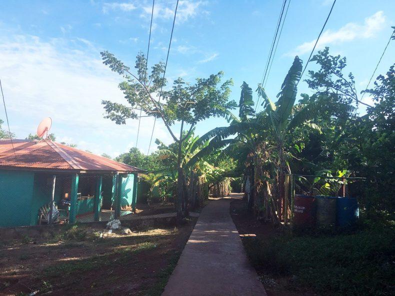 little-corn-island-straten