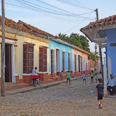 Het straatleven van Trinidad in foto's