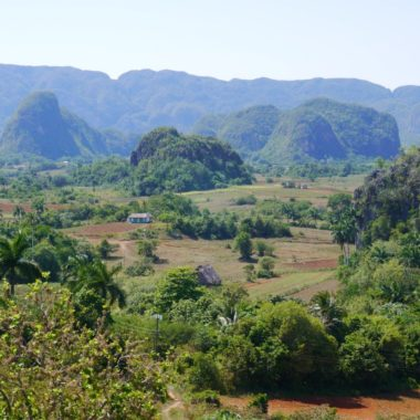 Viñales vallei: het schitterende, groene landschap van Cuba