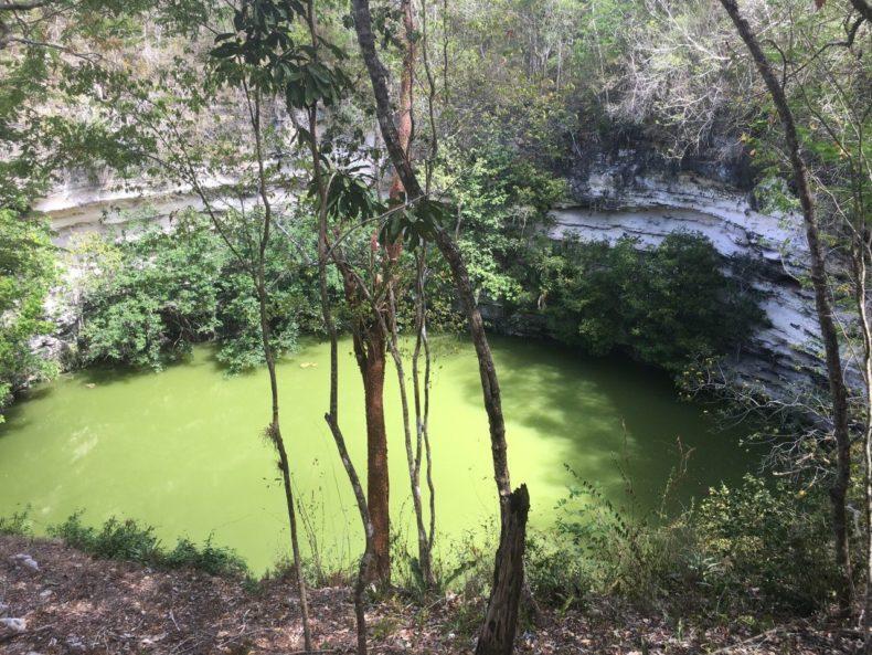 cenote-chichen-itza