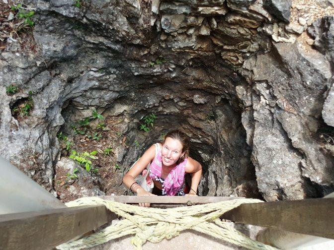 cenote-grot-mexico-klimmen