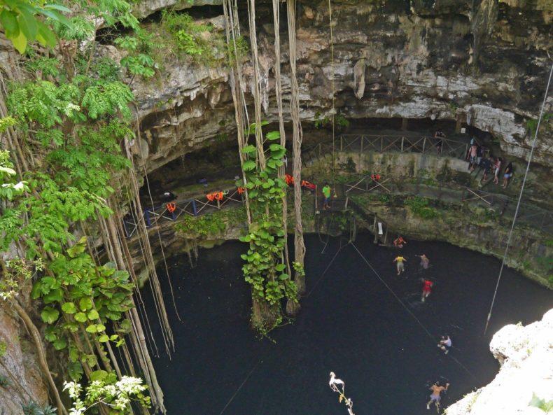 cenote-oxman-mexico