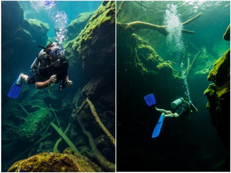 duiken-cenote-jardin-del-eden