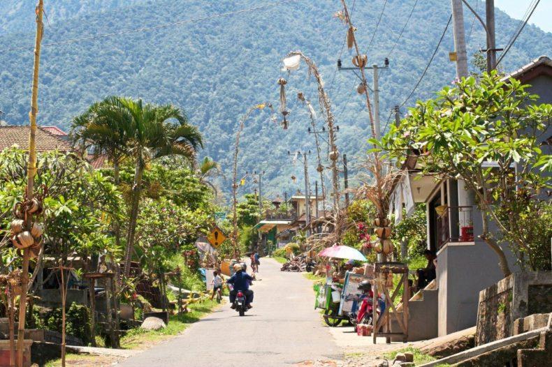 Indonesie-Bali-straat