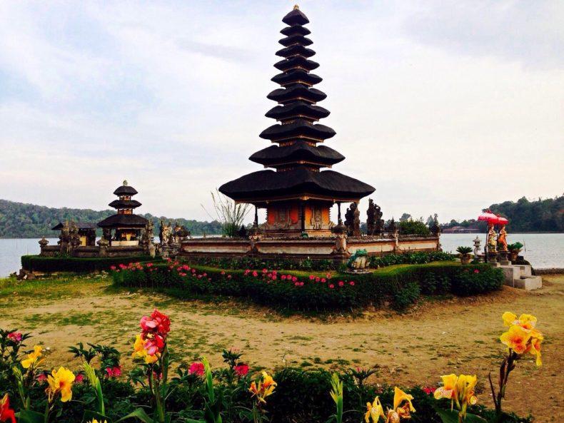Indonesie-Bali-Tempel-Ulun-Danau