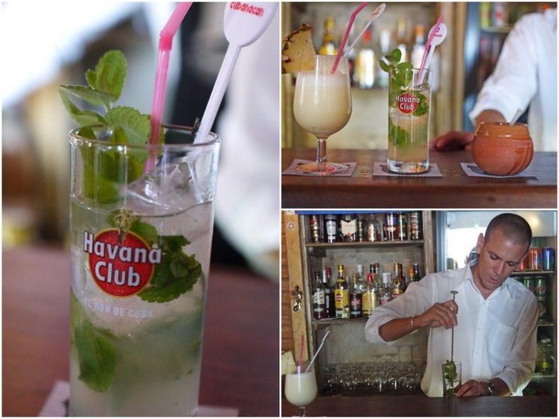 cocktails trinidad