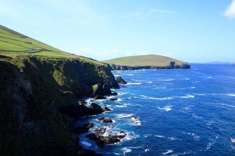 Ierland-kustlijn