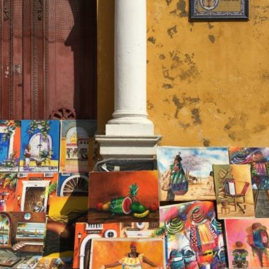 Cartagena's food & nightlife