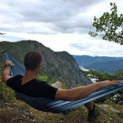 lichtgewicht hangmat reizen
