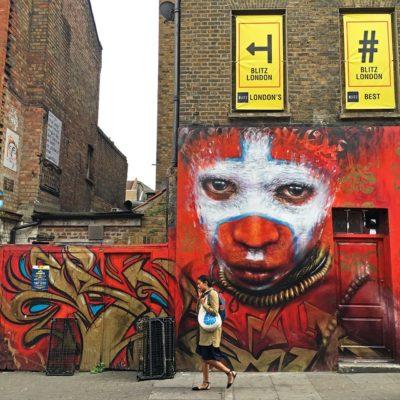 Brick Lane: het creatieve hart van Londen