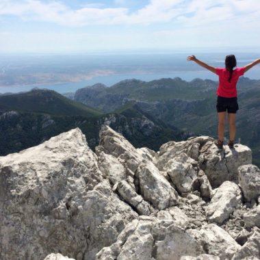 Hiken in de altijd zonnige Dinarische Alpen, Kroatië