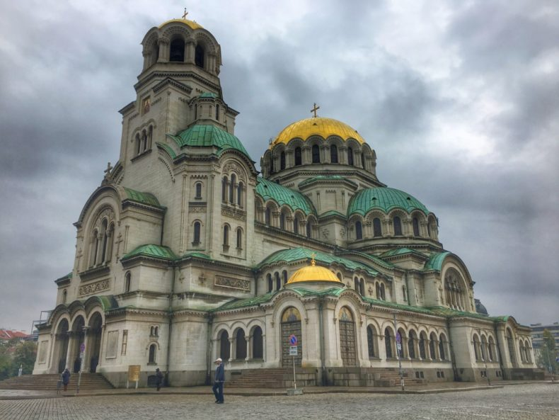 alexander nevsky kathedraal sofia