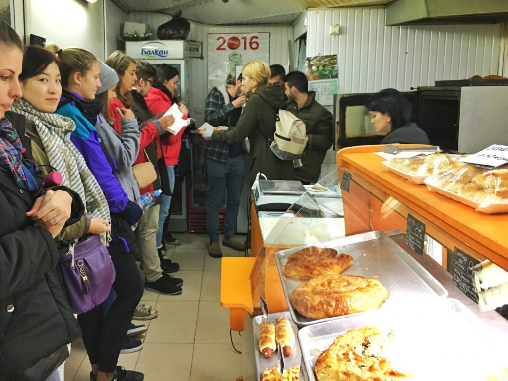 free foodtour sofia