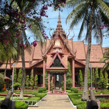 Een traan en een lach in Phnom Penh, Cambodja