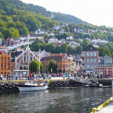 5 must-do's in Bergen, Noorwegen