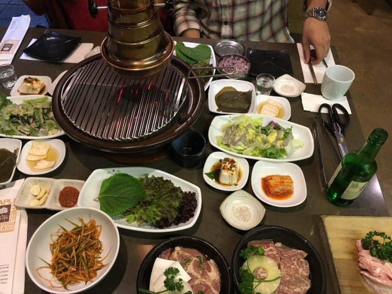 korean-barbecue