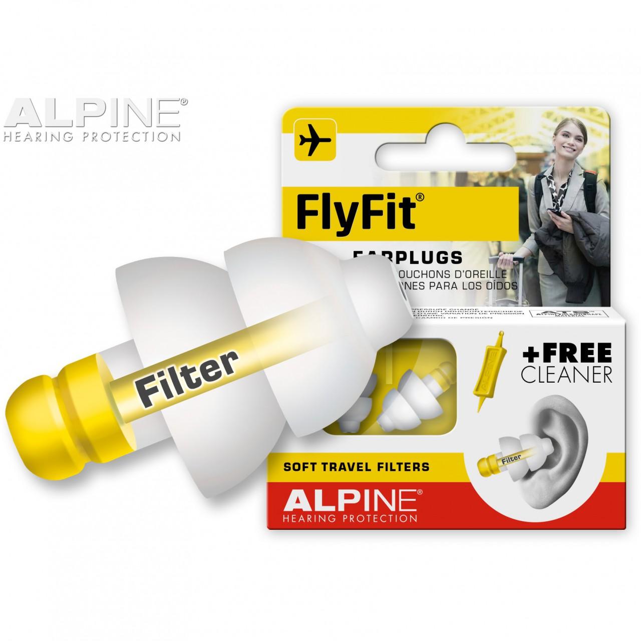 Alpine oordopjes