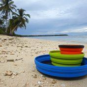 campingservies-uitgevouwen-strand