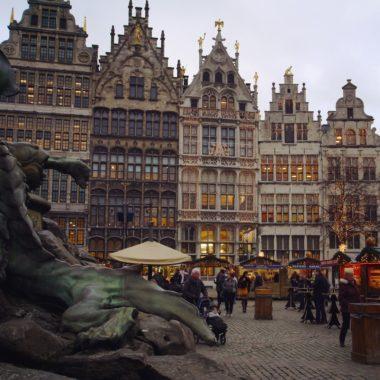 Winterse citytrip Antwerpen
