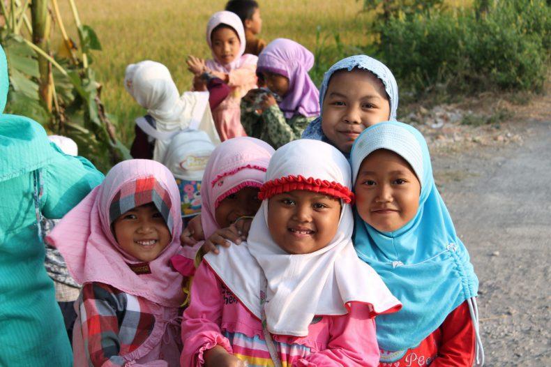 Indonesie-Java-Moslim