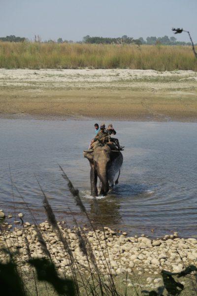 Rangers-bardia-national-park-nepal