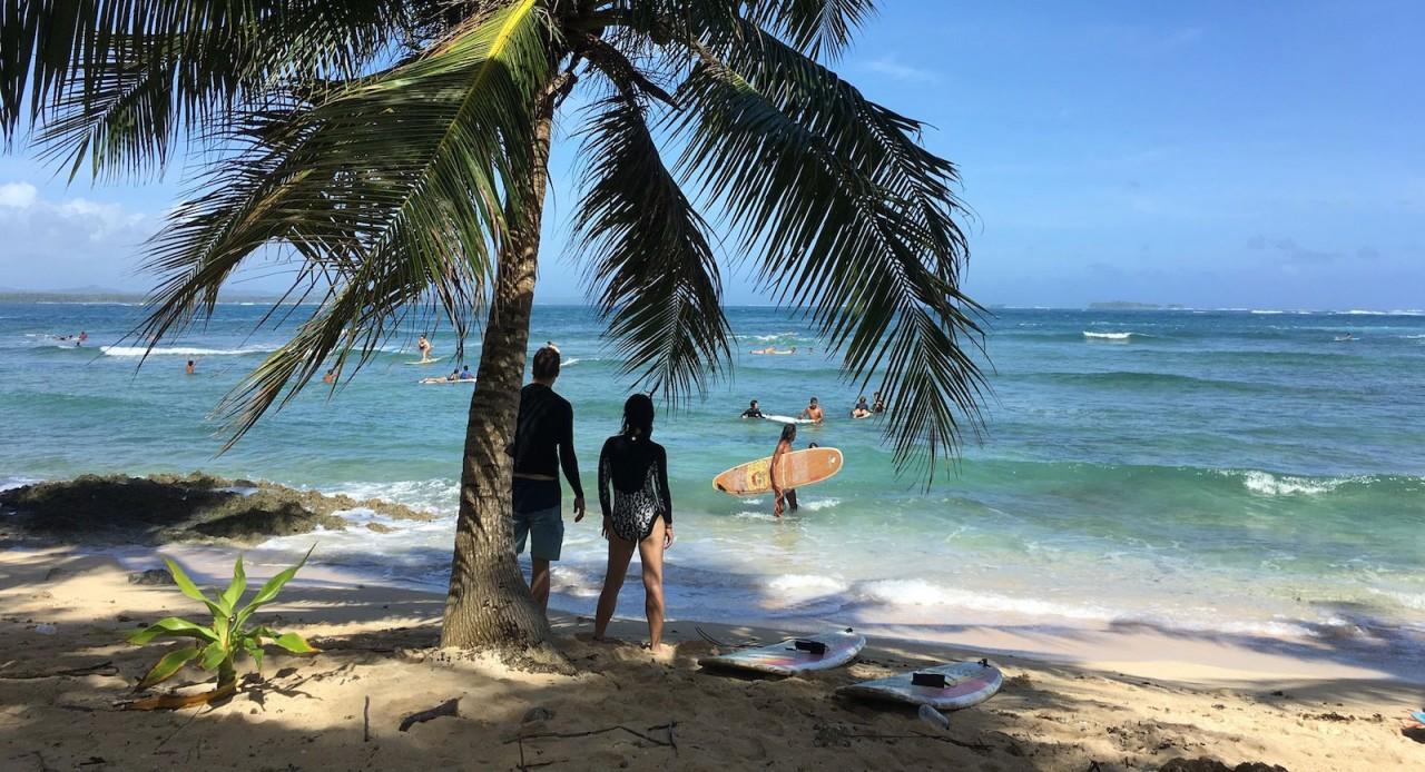 surfvakantie bali