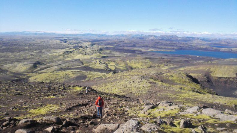 ijsland-hofn-route