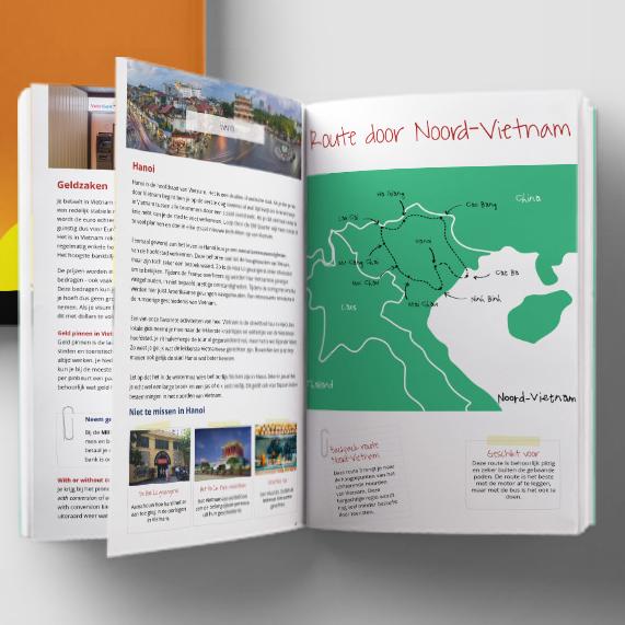 Reisgids Vietnam (e-book)